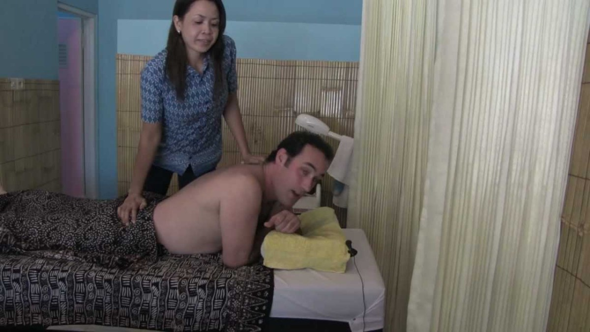 Bali massage with happy ending, travel video guide