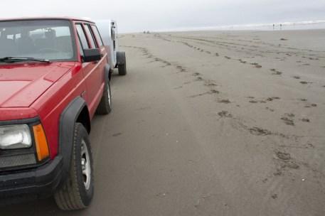 Cruisin' on the Beach