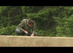 Landon Collects Stock Footage in Mt. Raineer Ntnl Forest