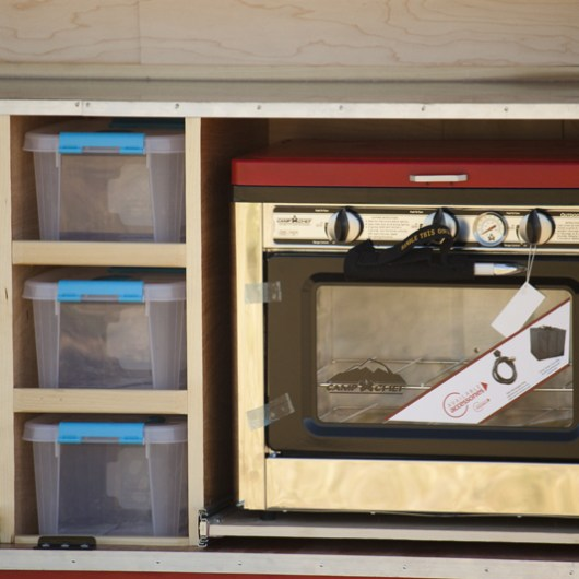 $205 - Camp Chef Outdoor Camp Oven 2 Burner Range and Stove