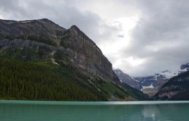 Lake Louise in July