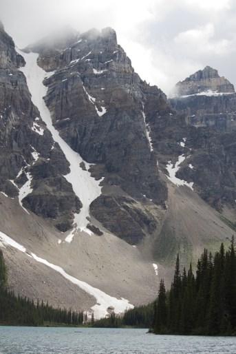 I want to ski that chute