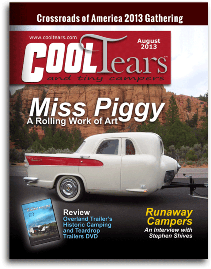 OT Featured Review in Cool Tears Magazine