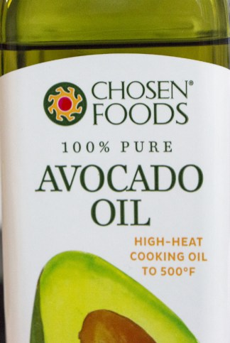 This oil is great for grilling because it has a high smoke temp and is pretty healthy.