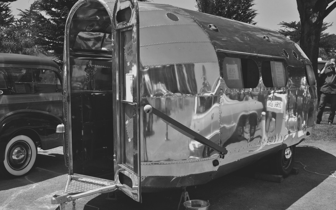 Airstream History & Rubber Bands