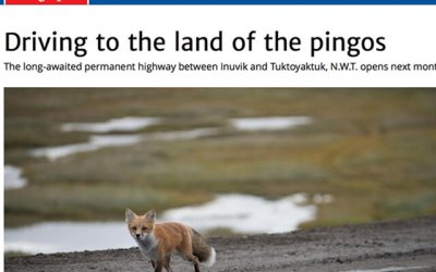 Royal Geographic Society Article