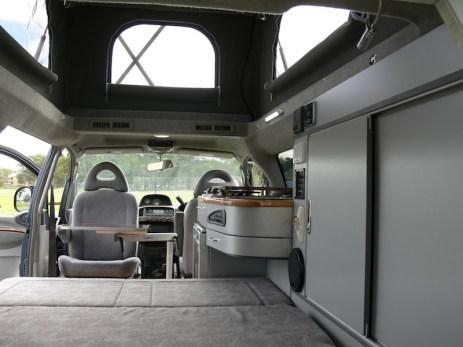 Xcentrix Delica Interior