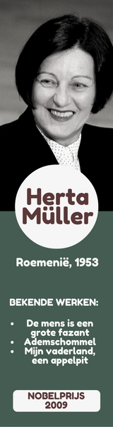 schrijver Herta Muller