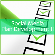 social media plan development II.fw
