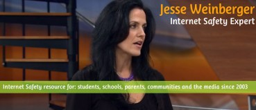 Internet Safety Expert Jesse Weinberger mast