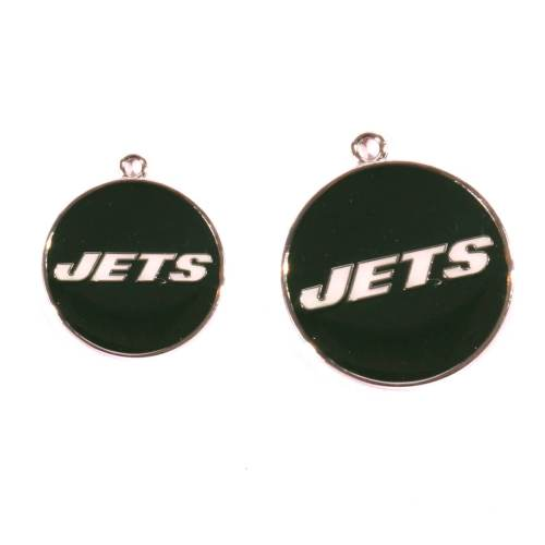 New York Jets Pet Tag
