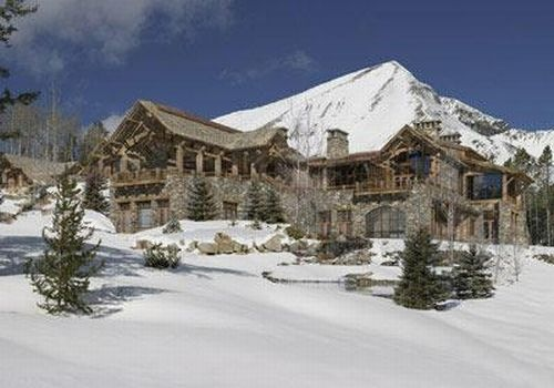 The Pinnacle Montana 155 million Dollar Ski Lodge