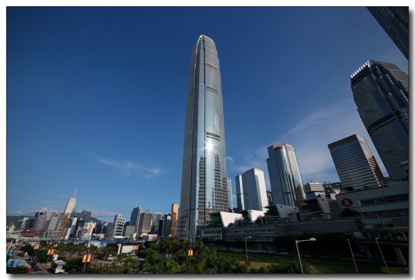 International Commerce Centre, Hong Kong - 6th Tallest Building in the World