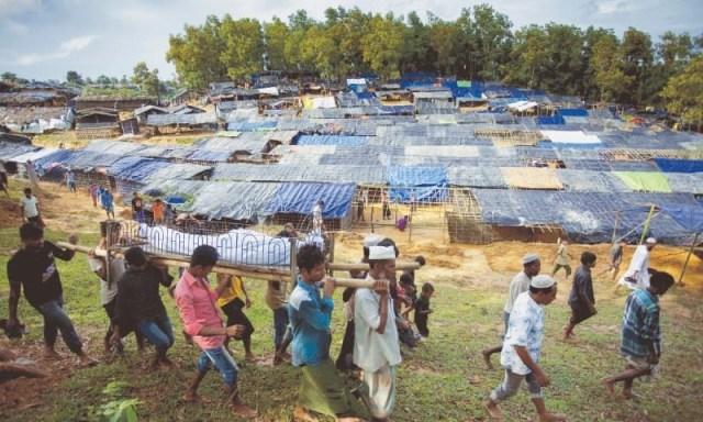rohingya muslim killings