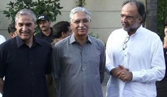 Change of Opposition Leader