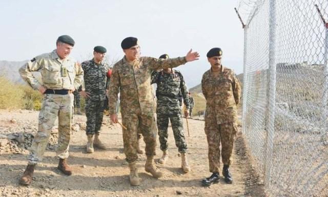 CGS British Army in Pakistan