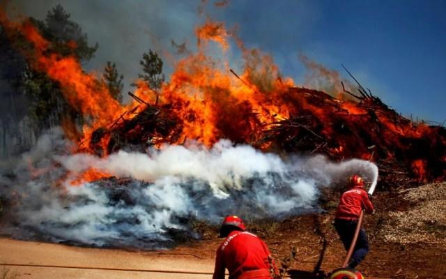 Fire in Portugal