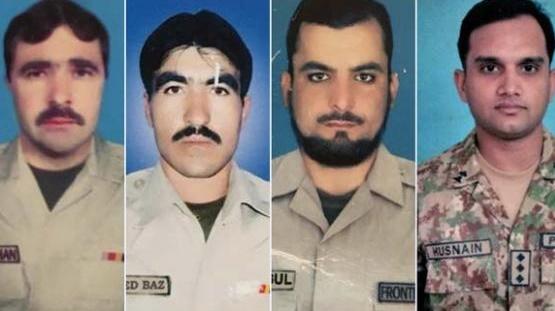 Kurram agency 4 martyred