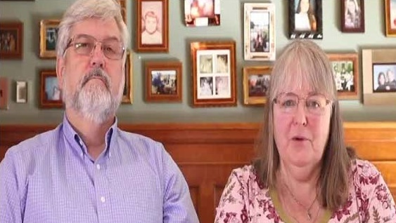 Parents of recovered canadian citizen