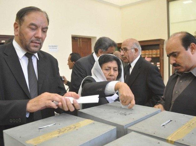 Peer Kaleem Khurshid wins Supreme Court Bar elections