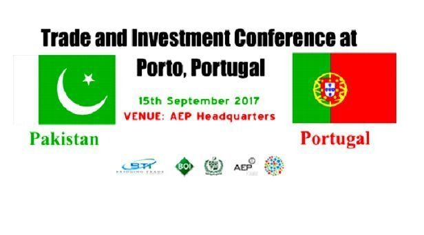 Trade and investment conference in Portugal