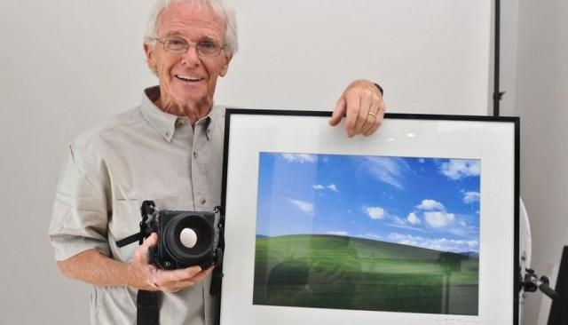 Charles O'rear, Artist of Bliss Wallpaper of Windows XP