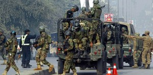 Army in Islamabad | Government in Pakistan calls military for protection of Islamabad