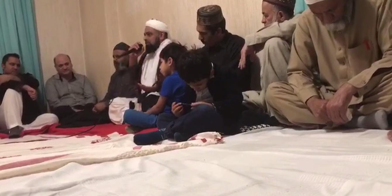 Hazrat Syed Zakaraiya Shah Qadri Mela in Sweden