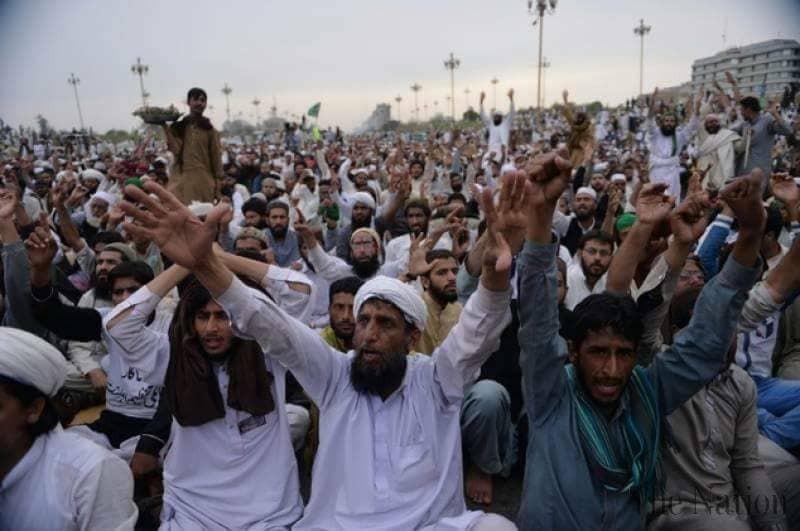 Rawalpindi Protest and Tehreek e Labaik Ya Rasool Allah