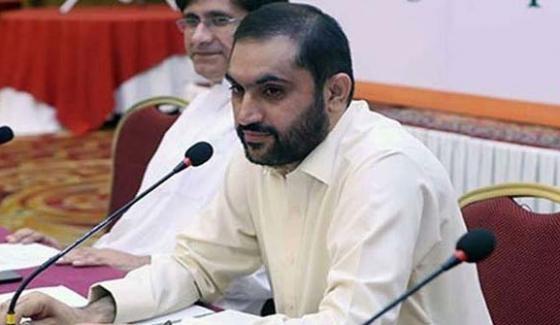 Abdul Quddos Bazinjo Cm of Balochistan