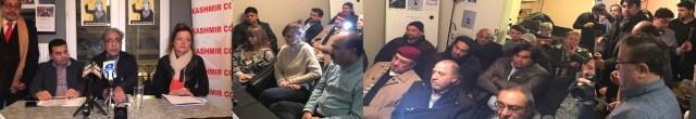 Kunan Poshpura Seminar in Brussels Feb 25 2018