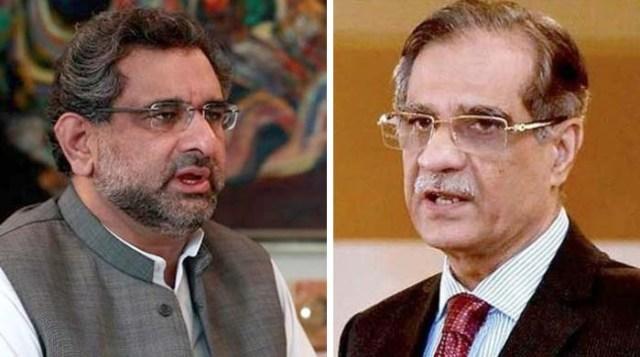 PM Abbasi Meets CJP Saqib Nisar