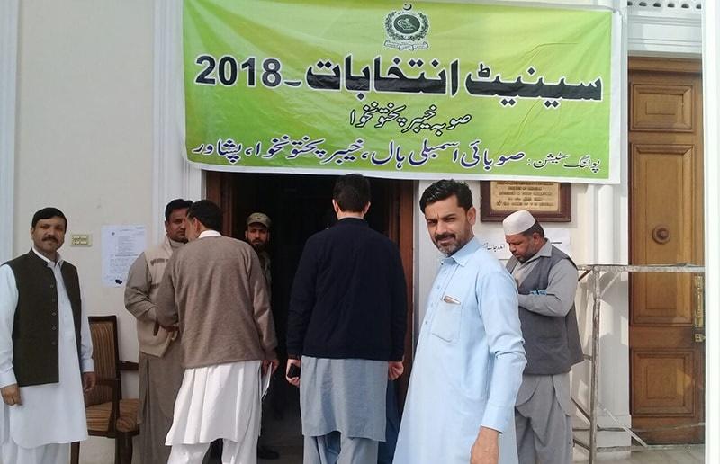 Senate Elections 2018 Result