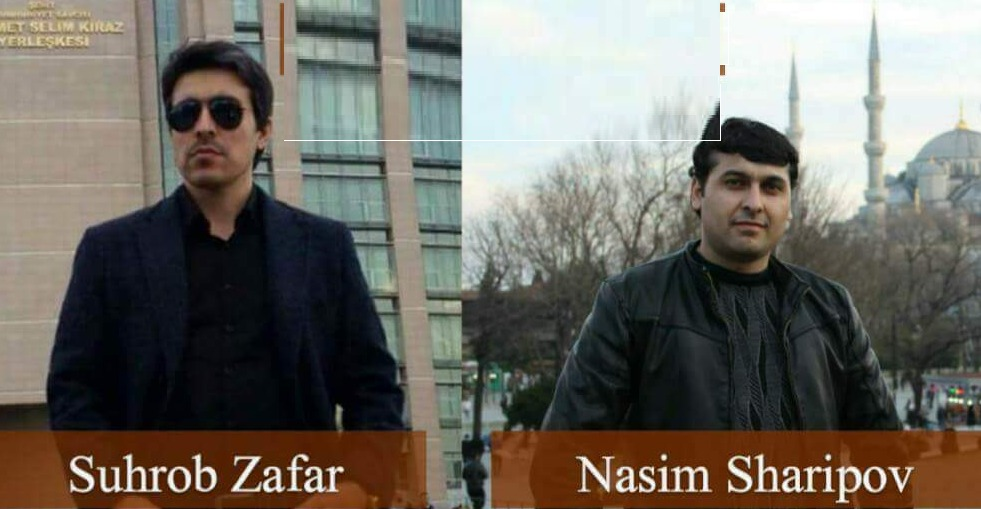 Suhrob Zafar & Nasim Sharipov