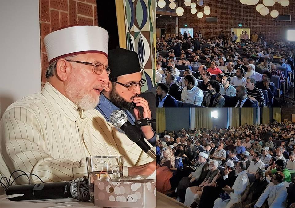 Tahir ul Qadri in Norway