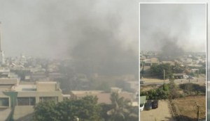 Attack on Chinese Consulate in Karachi