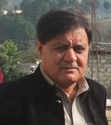 آہ ایڈوکیٹ سید فیاض شاہ صاحب ۔ ہمارے گاوں کے واحد وکیل ہم سے روٹھ گئے ۔۔  تحریر: سید سبطین شاہ