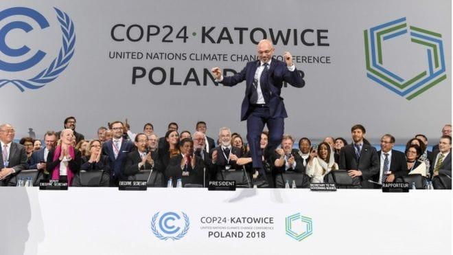 سی پی او, 24 CPO نیا ماحولیاتی معاہدہ طہ پا گیا-