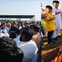 ناروے: مرحوم مرزا ذوالفقار اپنے آبائی گاؤں میں سپرد خاک، جنازے میں سابق وزیراعظم راجہ پرویز اشرف بھی شریک ہوئے