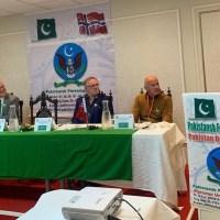 پاکستان یونین ناروے کے زیراہتمام یوم آزادی پاکستان کی تقریب اوسلو میں منعقد ہوئی