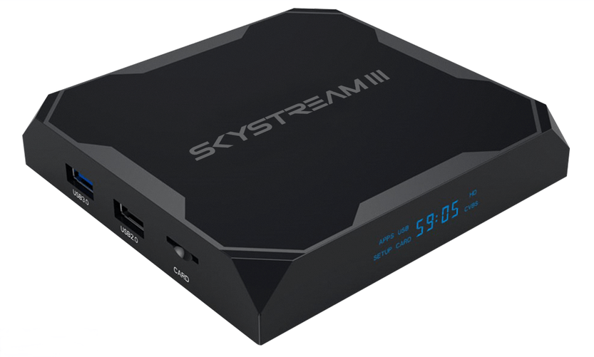 SkyStream Three Media Player