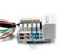 Cat 6 Color Insert Wiring