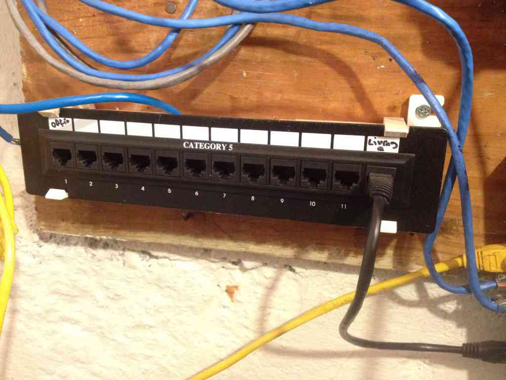 Hard Wiring Your Home for Internet and Streaming - Over The ... on