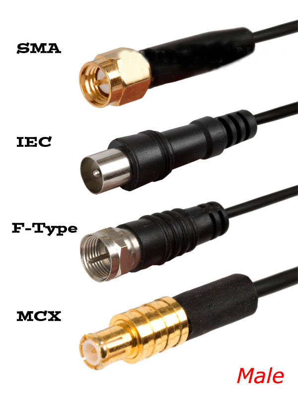 RF connections