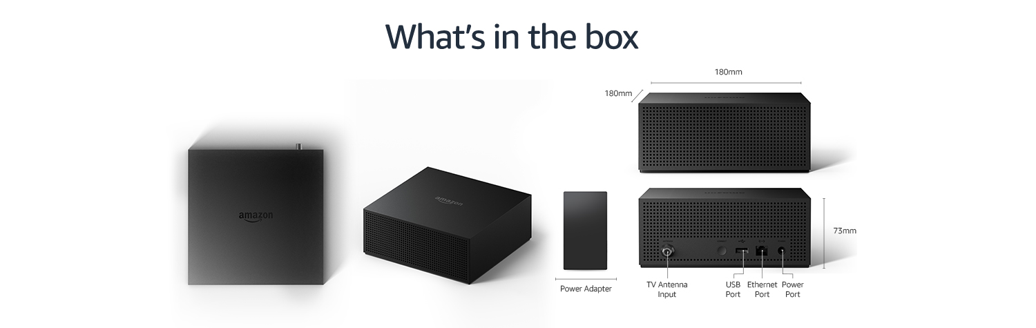 Amazon Fire TV Recast Over The Air DVR Examined