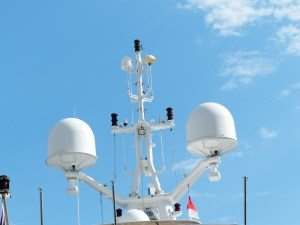 Installing an Over The Air Antenna on a Boat