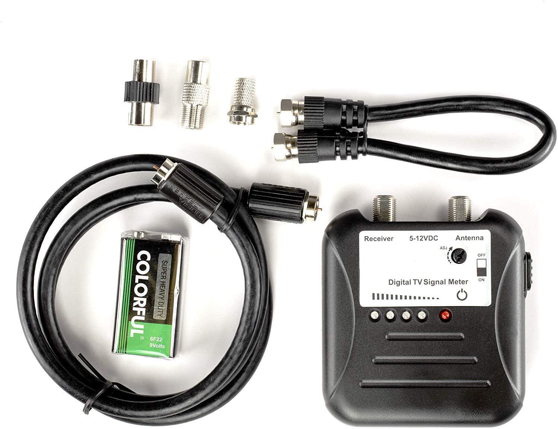 OTA Signal Meter Parts