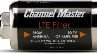 Improve Signal Interference With The Channel Master LTE Filter
