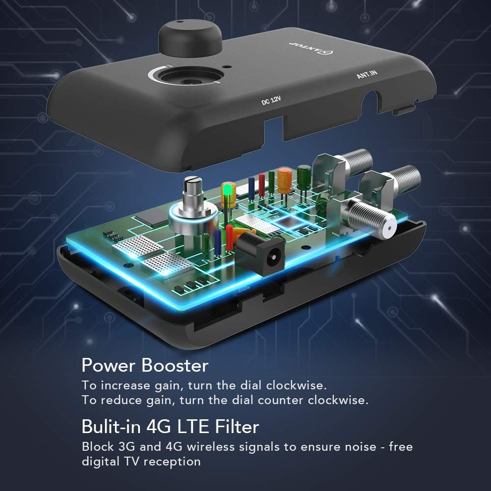 ANTOP AT 500BS Power Booster