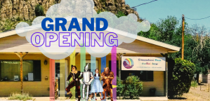 Grand Opening Somewhere Over the Rainbow